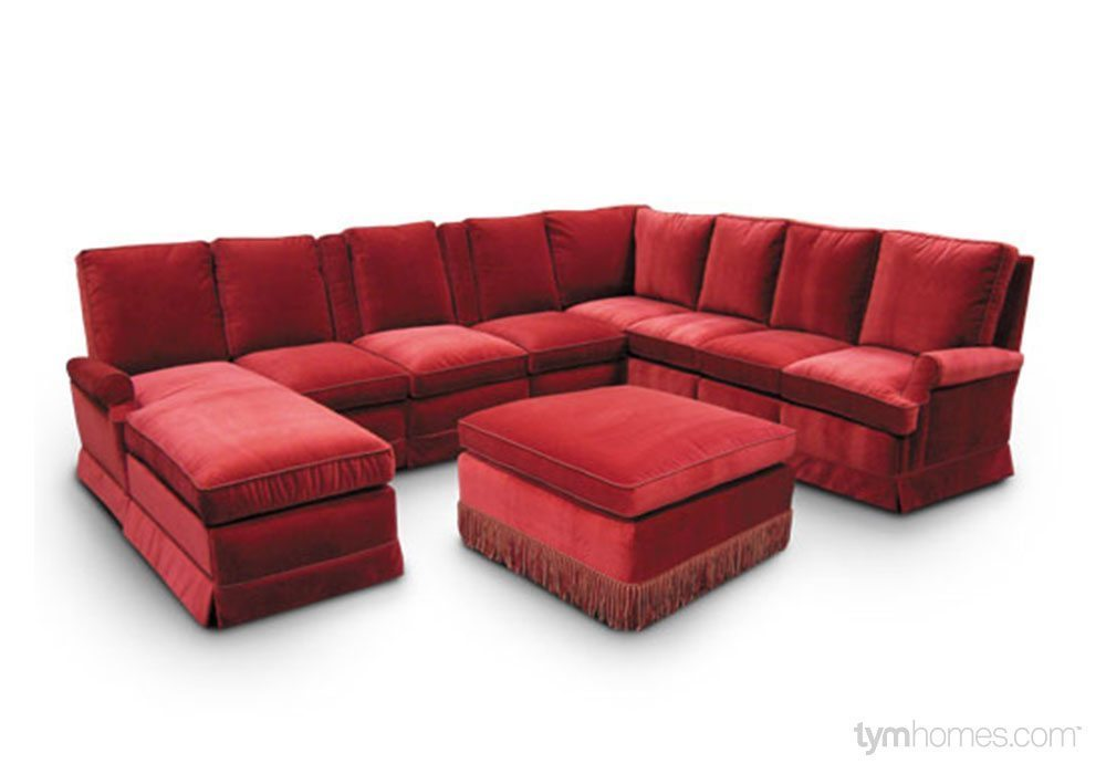 Fortress Home Theater Seating, Salt Lake City, Utah     Fortress custom sectional