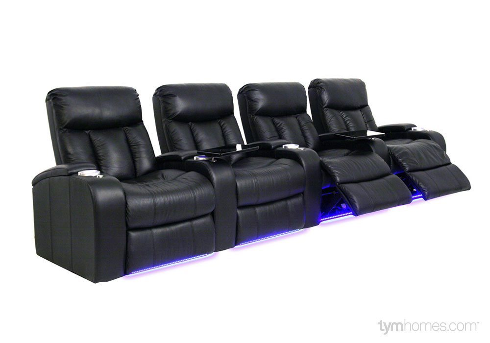 Seatcraft Home Theater Seating, Salt Lake City, Utah  |  Seatcraft 'Verona'