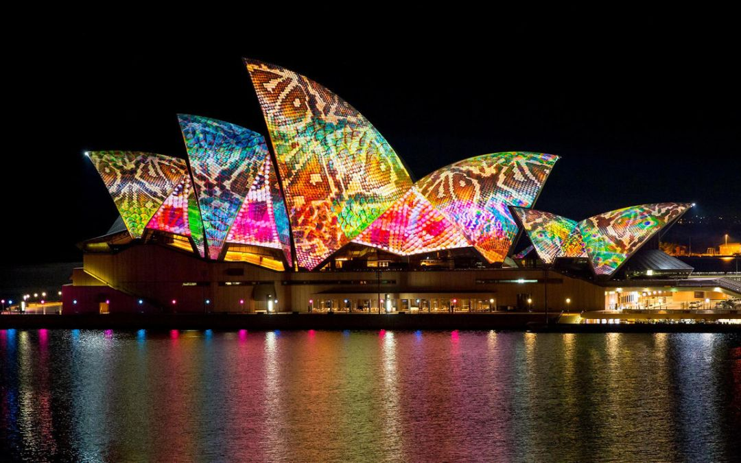 Video Mapping – Projection as Art