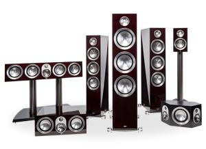 Floor-standing Surround Sound Speakers, Salt Lake City, Utah