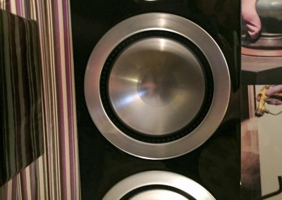 CES 2015 | Paradigm Prestige Line Speakers