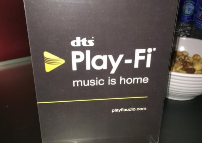 CES 2015 | Paradigm & Play-Fi by DTS