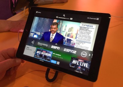 CES 2015 | Sling TV by Dish Network - Streaming TV for your devices