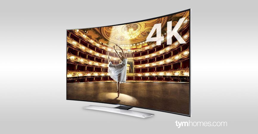 4K Ultra HD TV? And You Thought 1080P Was Great