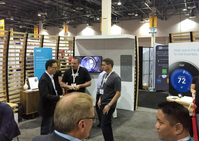ISC West 2015 | Nest booth