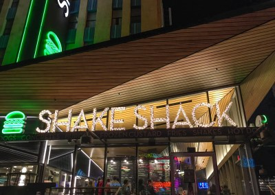 ISC West 2015   Shake Shack at the New York, New York