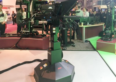 2015 NAB Show #NABshow | robotic camera