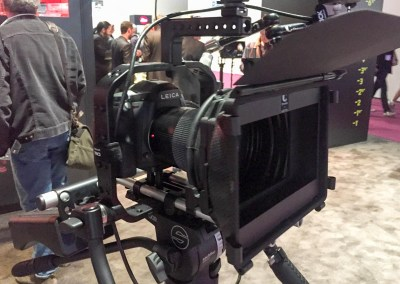 2015 NAB Show #NABshow | Leica cameras and cinema lenses