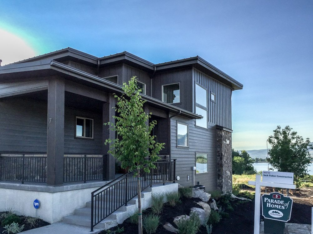 Jack Fisher Homes at 6350 E. Hwy 39, Unit 7, Huntsville Utah