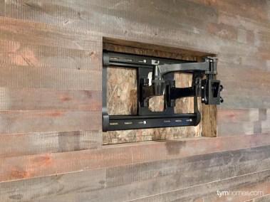 """Sanus Full-Motion wall mount for 90"""" Sharp TV, Boise, Idaho"""