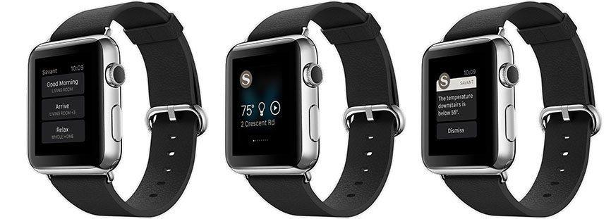Smart Home App, Apple Watch, Salt Lake City, Utah