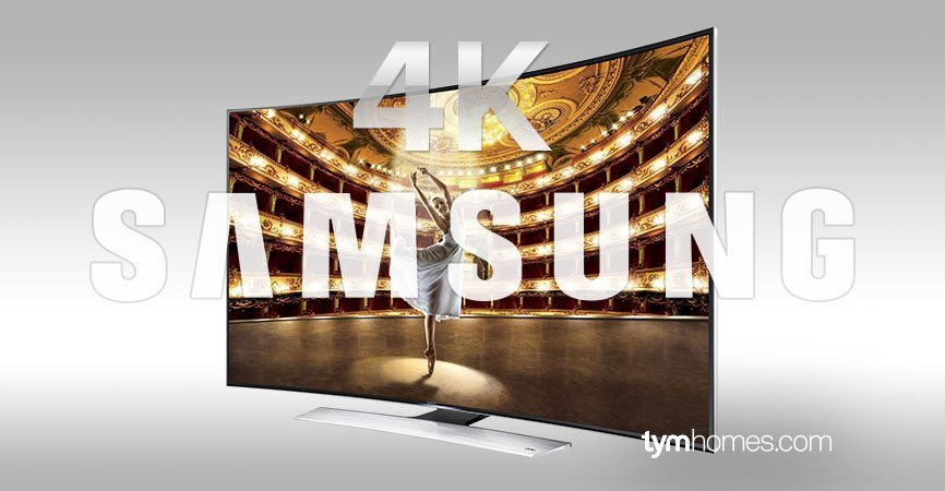 Try Out a Samsung 4K TV for Size