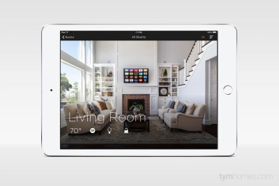 Jack Fisher Homes | 2015 Northern Wasatch Parade of Homes | Savant App home automation | Salt Lake City, Utah