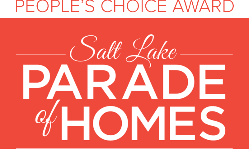 People's Choice Award, Salt Lake Parade of Homes