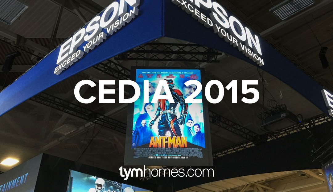 CEDIA 2015 Photo Album No. 2 | #CEDIA15
