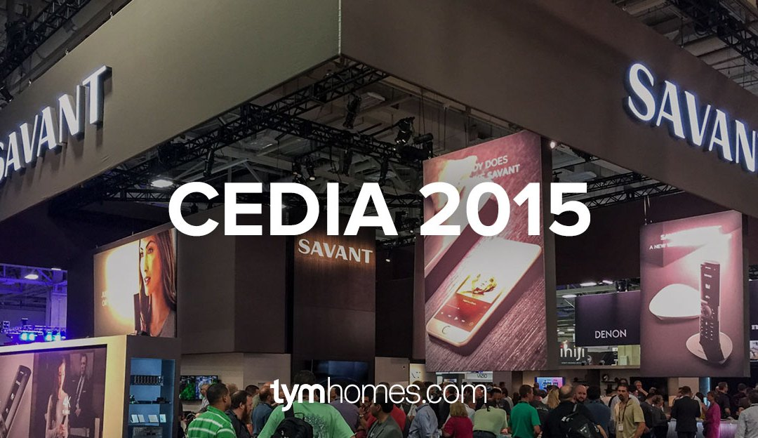 CEDIA 2015 Photo Album No. 1
