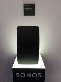 ALL-NEW Sonos PLAY:5, CEDIA 2015 | Available from TYM, Salt Lake City, Utah