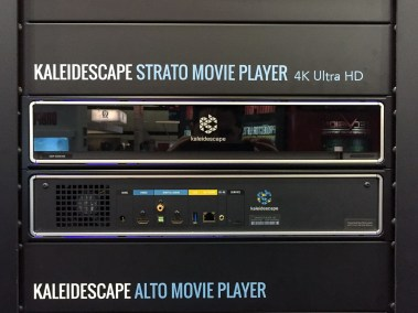 Kaleidescape STRATO 4K Ultra HD Movie Player, CEDIA 2015 | TYM, Salt Lake City, Utah