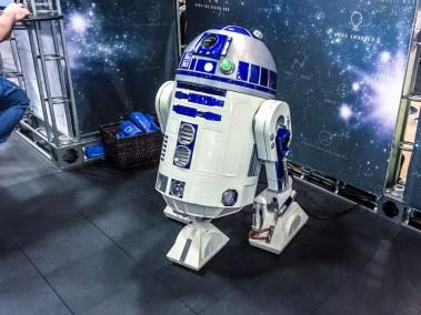 R2-D2, CEDIA 2015