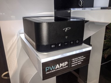 Paradigm PWAMP, CEDIA 2015, TYM, Salt Lake City, Utah