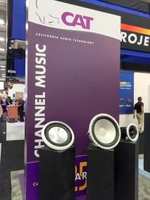 CAT speakers, California Audio Technology, CEDIA 2015