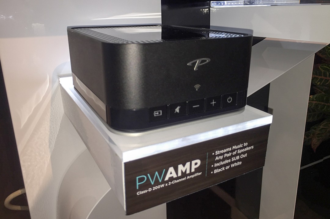 Paradigm Play-Fi PWAMP