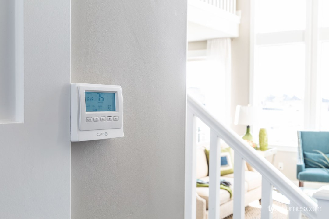 Control4 Programmable Smart Thermostat, Salt Lake City, Utah
