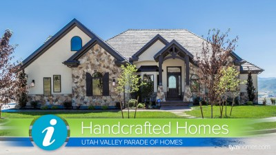 """""""The Entertainer"""" by Handcrafted Homes, 2015 Utah Valley Parade of Homes"""