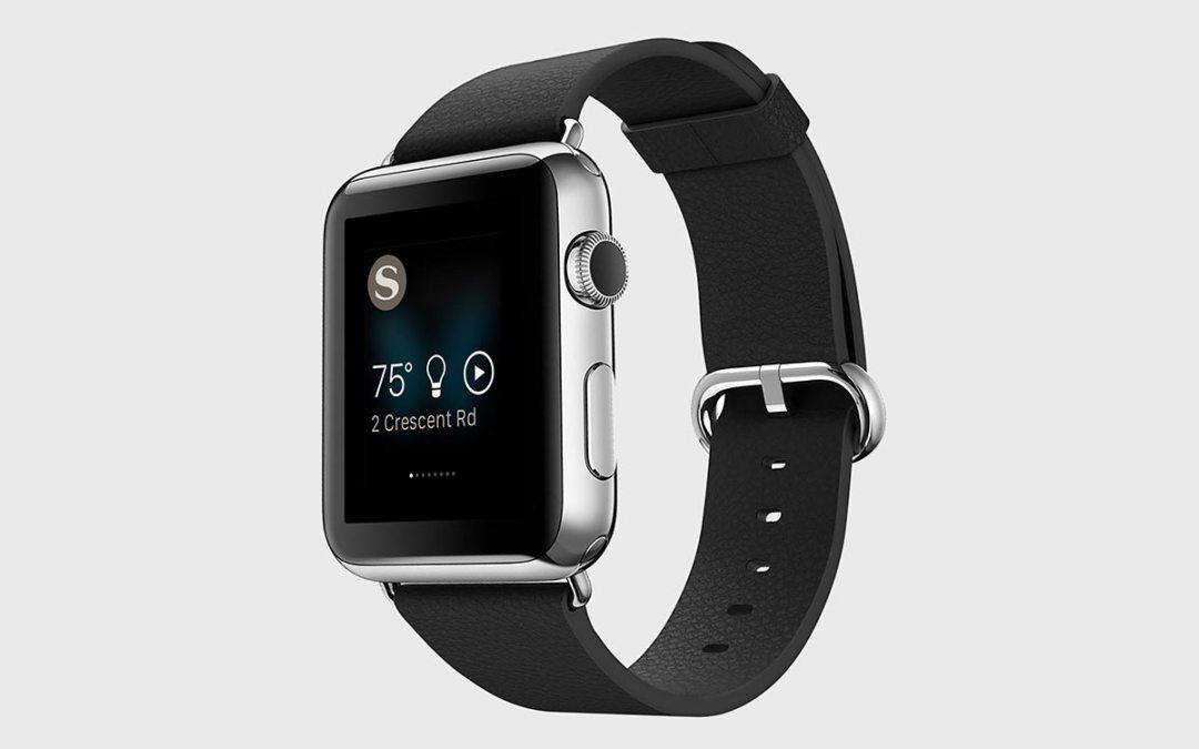 Savant Pro App for Apple Watch Home Automation Utah