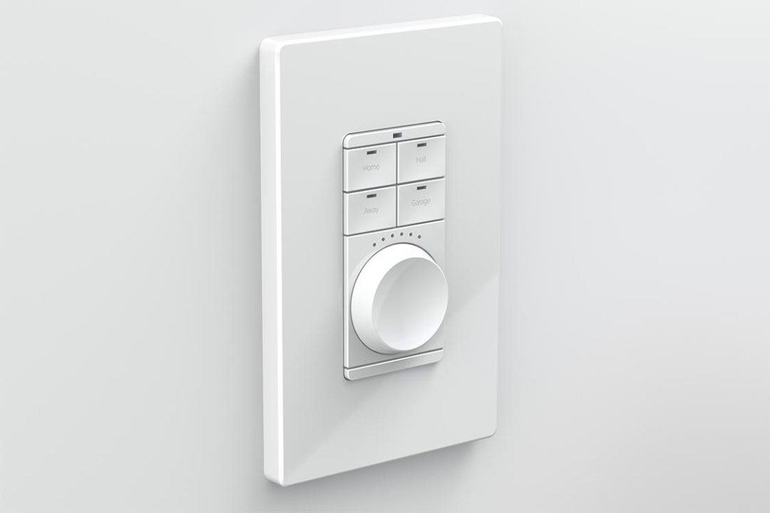 Savant Metropolitan Lighting Control Keypad Salt Lake City