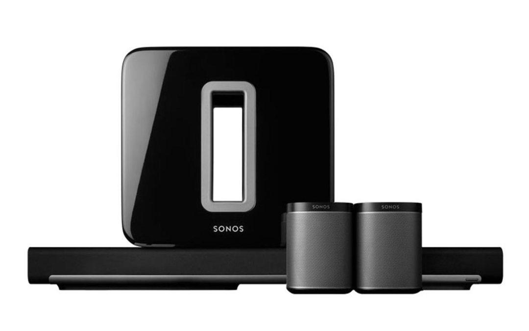 Sonos 5.1 Wireless Surround Sound System Sale Salt Lake City