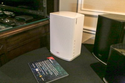 Paradigm PW600 White CES 2016, Salt Lake City, Utah
