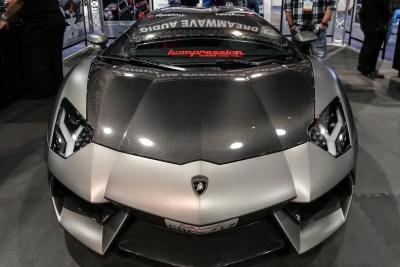 Lamborghini Aventador CES 2016