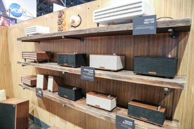 Klipsch Bluetooth Wireless Speakers CES 2016