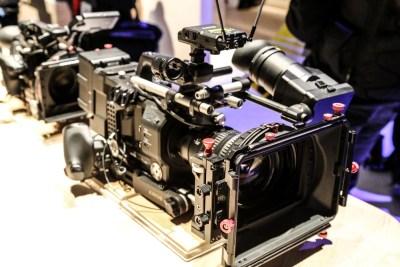Sony Cinema Camera CES 2016