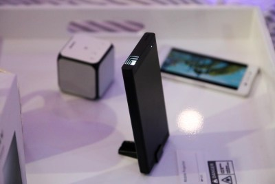 Sony Mobile Pico Projector CES 2016