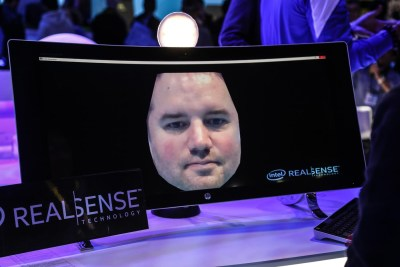 Intel RealSense CES 2016