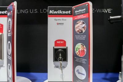Kwikset SmartKey CES 2016