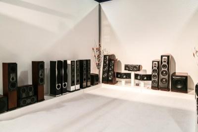 HiVi loudspeakers CES 2016