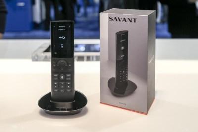 Savant Remote CES 2016