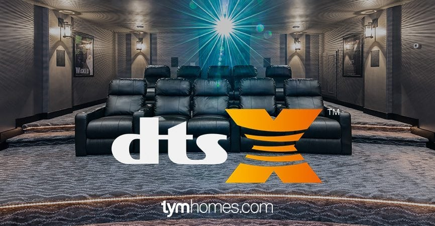 Home Theater Welcomes Sounds of DTS:X