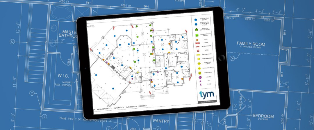 Want To Prewire Your Own Home? TYM Homes Can Help!