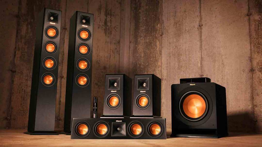 Klipsch Premiere HD Wireless Surround Sound Speakers Salt Lake City Utah