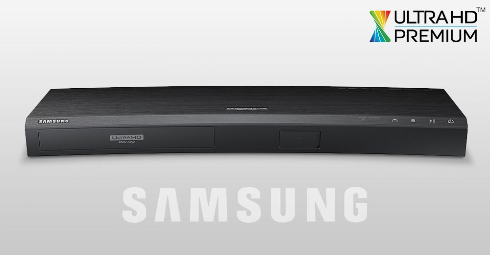 Samsung's 4K Blu-ray Disc Player is Here.