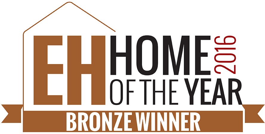 Electronic House Home of Year 2016 Bronze Winner