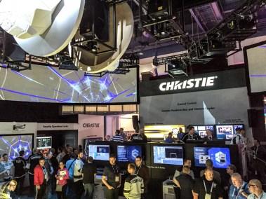 Christie Digital, InfoComm 2016