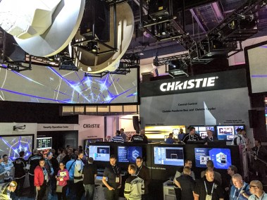 Christie Digital, InfoComm 2016