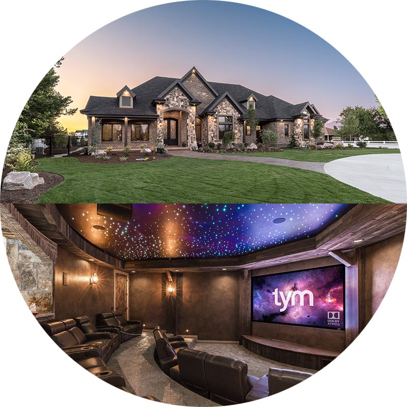 People's Choice Award, Salt Lake Parade of Homes, Utah