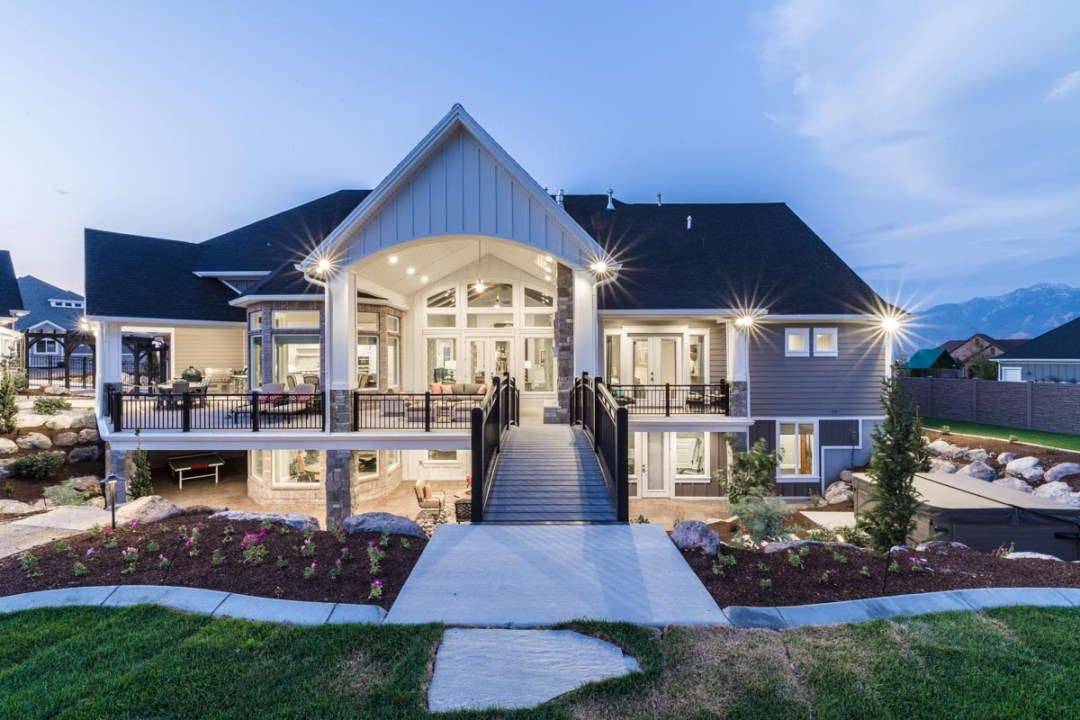 """Tree Haven Homes """"The Heritage Haven"""" 2016 Salt Lake Parade Of Homes"""