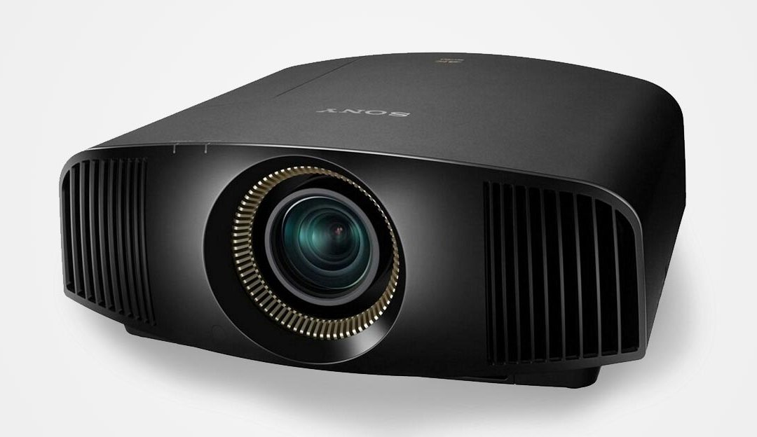 Sony's New VPL-VW675ES 4K HDR Home Theater Projector